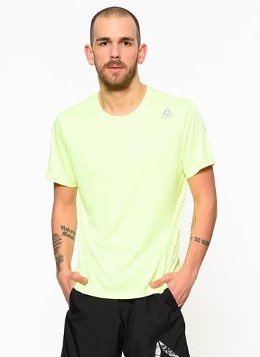 Reebok Bisiklet Yaka Tişört Renkli